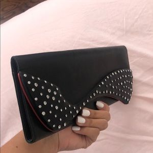 Christian Louboutin Bags - Christian Louboutin pigalle clutch